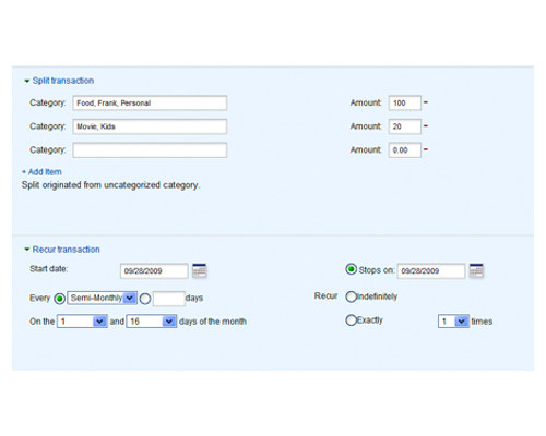 personal expense tracking software